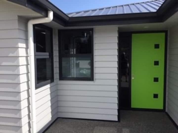The Green Door -  new home