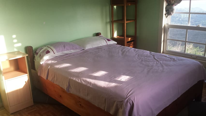 Oceanview at Ezulwini Cottage - Saint David - Bed & Breakfast