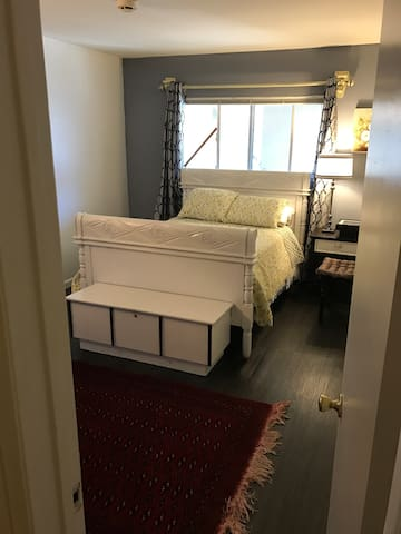 Comfy Bedroom in West Los Angeles