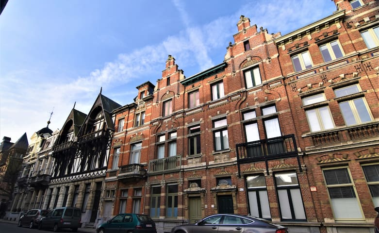 Gezellige Suite Casa Zurenborg