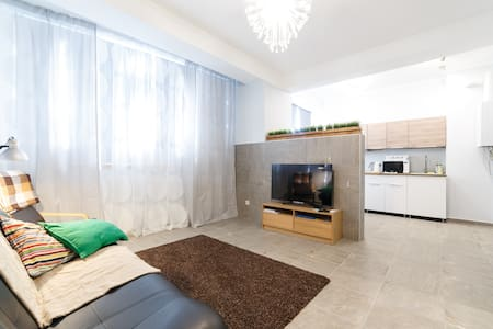 Beautiful Apartment with two separate bedrooms - Sotši - Huoneisto