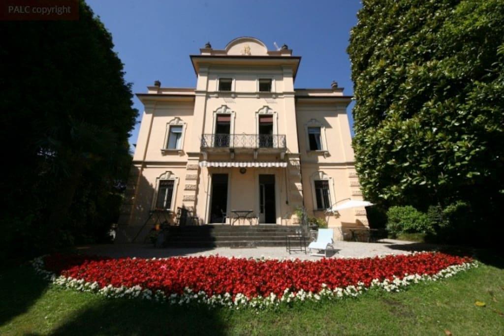 The villa - 3
