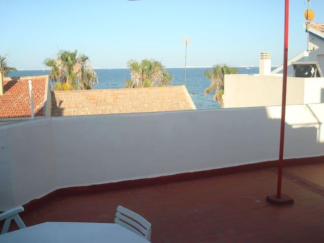 Precioso apartamento con vistas al Mar Menor - Los Alcázares - Appartamento