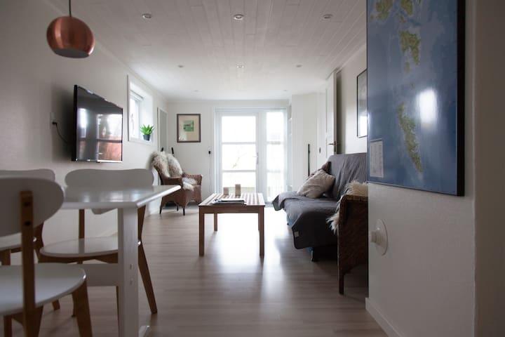 FaroeGuide Nice Apartment in Sydrugøta