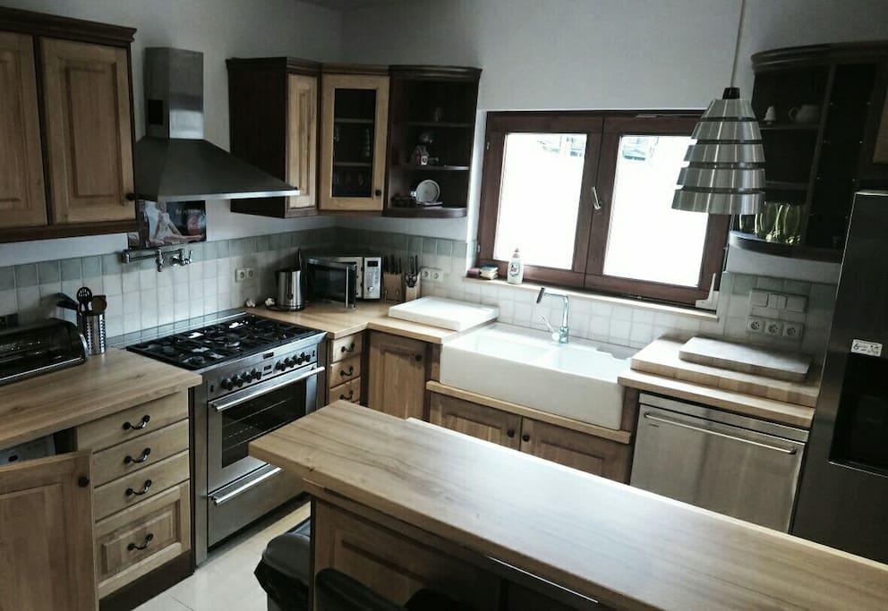 Kuchyň/kitchen