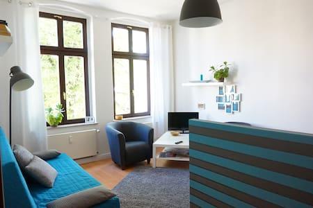 Apartment im Gründerzeithaus - ideale Lage - Apartemen