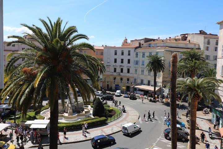 Appart standing plein centre d'Ajaccio Corse - Ajaccio - Apartment