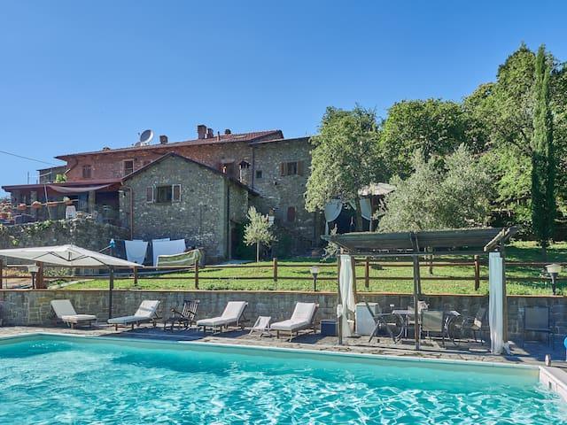 New- AMAZING Villa with exclusive POOL