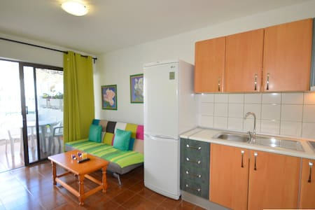 Nice and quit 2/3 person apartment Puerto Rico