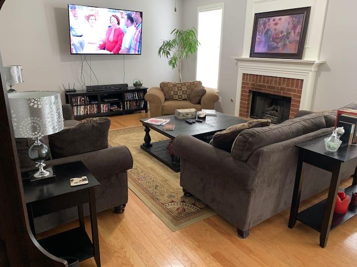 3 Bedrooms of Comfort & Culture, Greater Atlanta