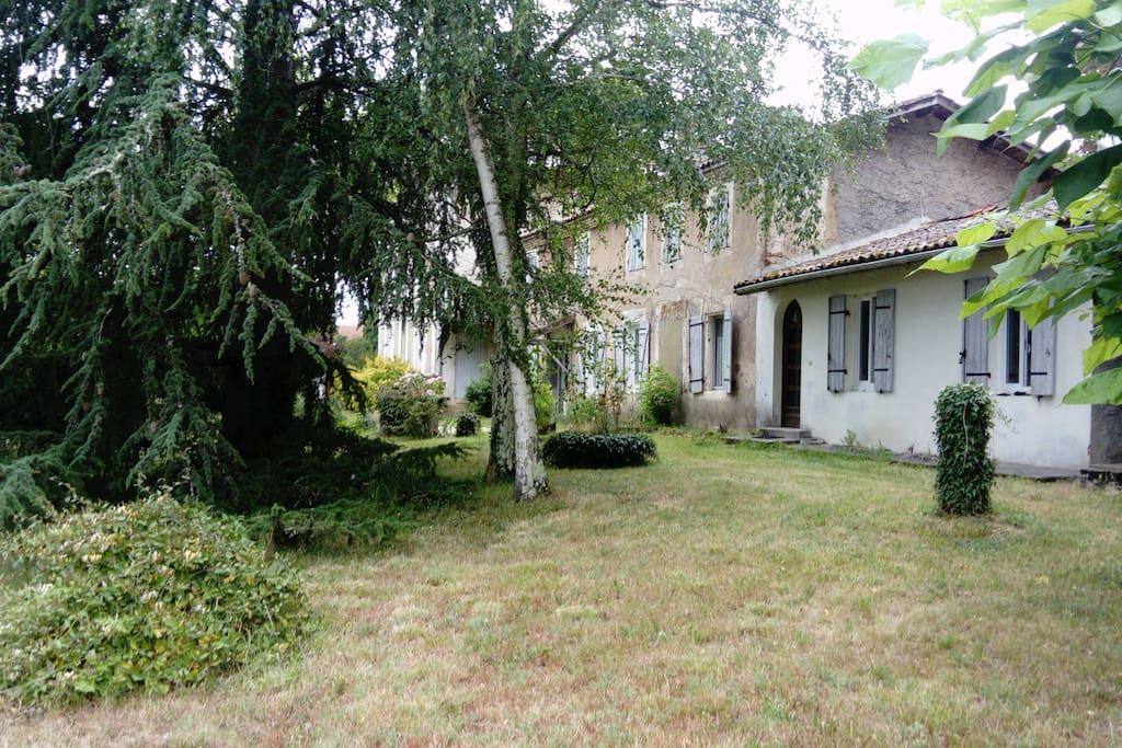 Maison mitoyenne 25 kms bassin d 39 arcachon maisons - Maison bassin d arcachon location nice ...