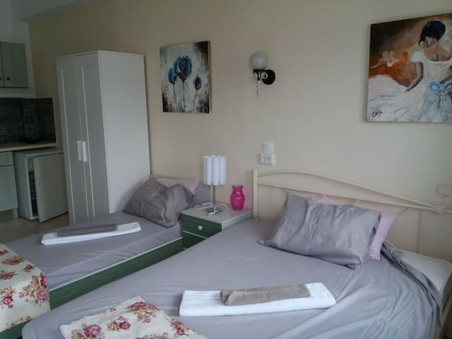PORTO STYRA A4 30 meters from the beach