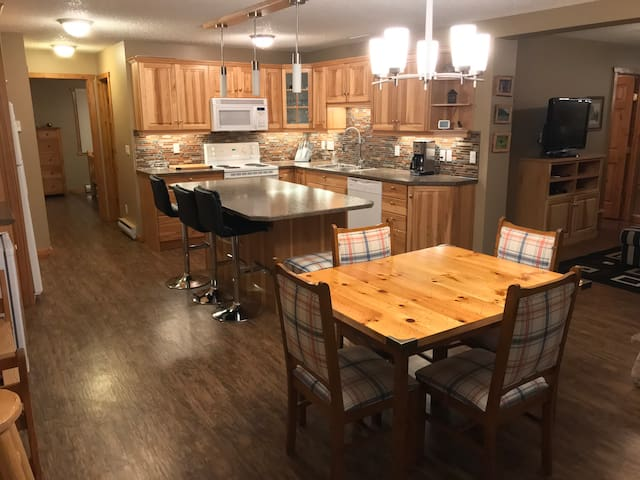 Fully Renovated Columbia Valley Lake Front Condo