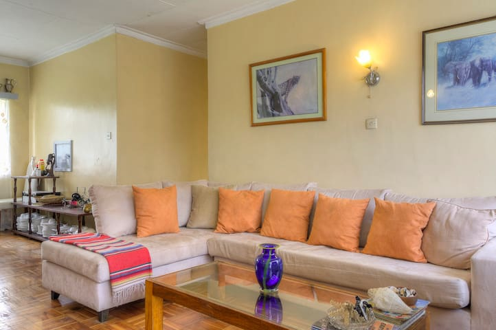 3 bedroom apartment - Nairobi - Flat