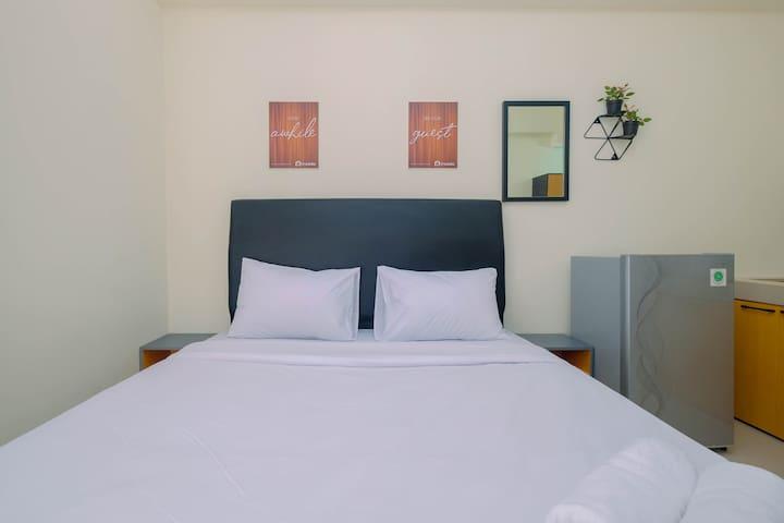 Comfy Studio Bogorienze Resort Apt near JungleFest