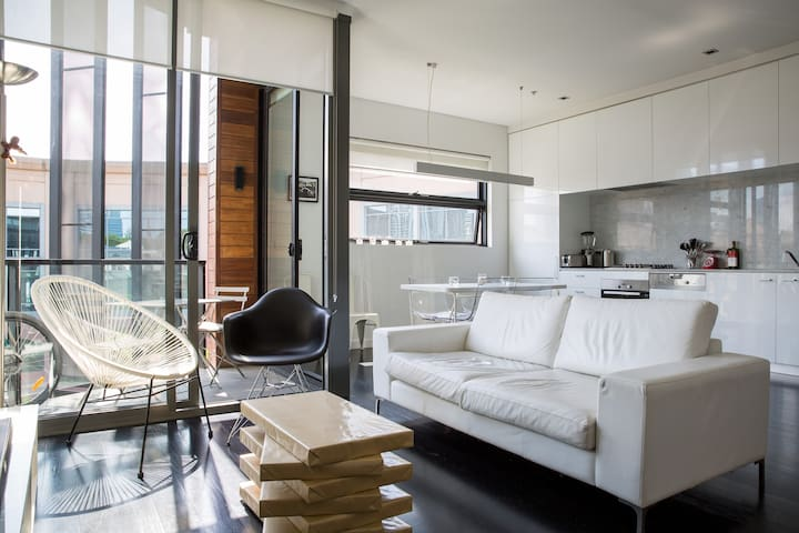 Luxury and cosy flat in Melbourne - Carlton - Apartment