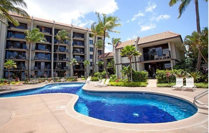 Maui Beach Resort, Kihei 1-BR Condo