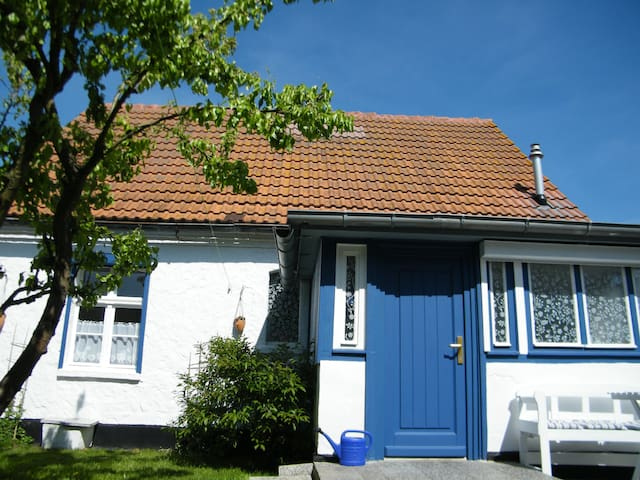 Charmantes Fischerhaus am TraumHaff - Vogelsang-Warsin - Casa