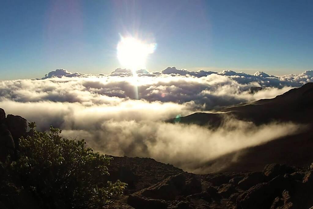 Haleakala Sunrise