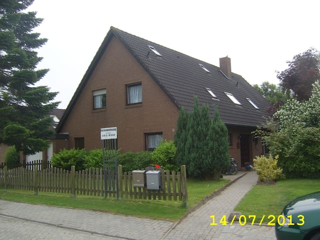 Haus Weda II - Krummhörn - Daire