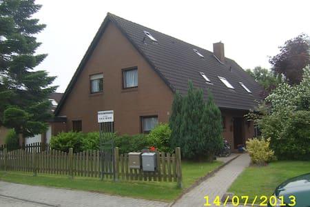 Haus Weda II - Krummhörn - Apartamento