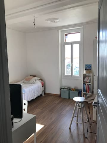 appartement 2 chambres Toulouges 66