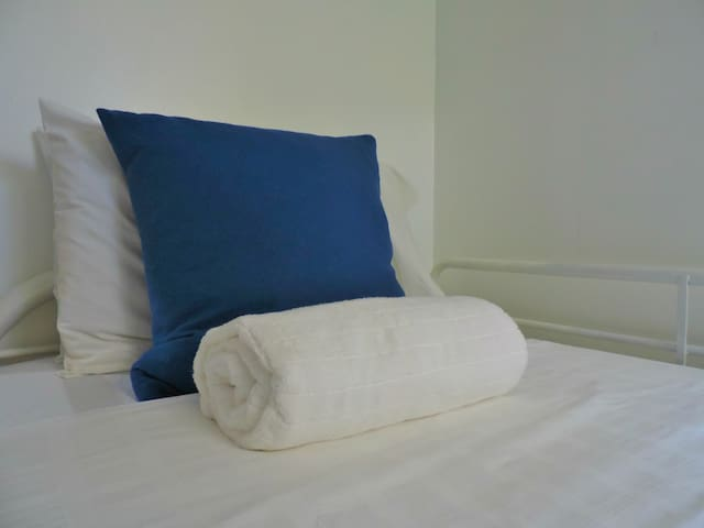 Room within walking distance from Airport - Simpson Bay - Gjestehus