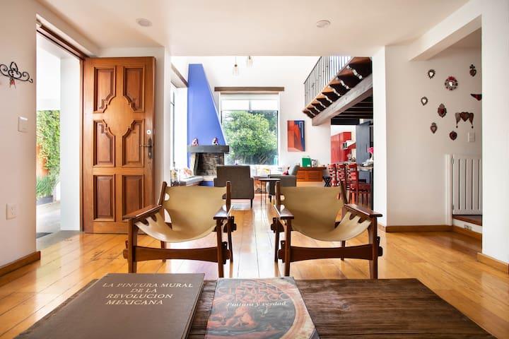 Casa José Clemente Orozco Coyoacán