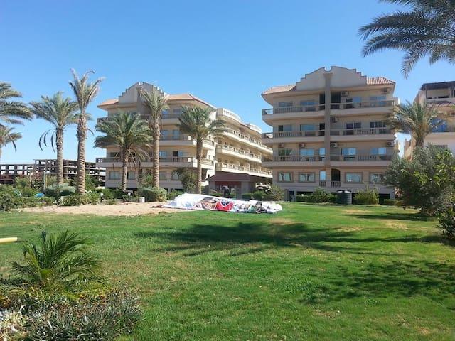 Nour Plaza resort outdoor