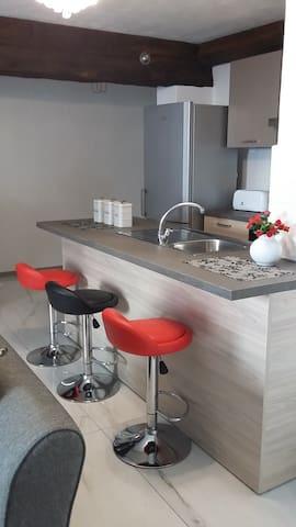 Apartment in Bahar ic caghaq