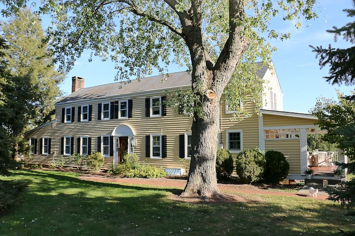 Beautiful Farmhome nr Princeton Lambertville Rm1