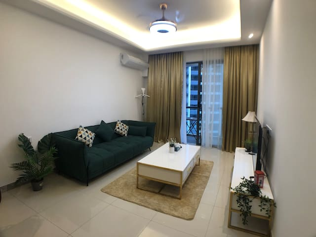 ❤️Luxury 1R Apt R&F Mall[Jb Town]3min to CIQ❤️