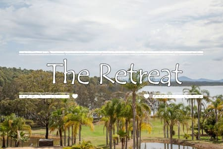 The Retreat - Relaxed family getaway