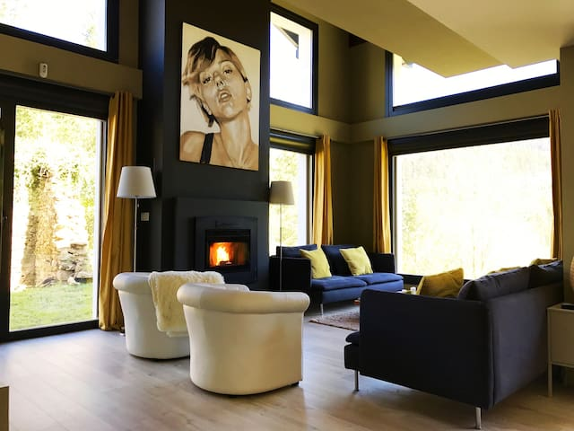 Concepto moderno en un ambiente rural - Munitibar-Arbatzegi Gerrikaitz - House