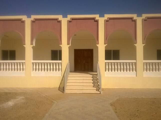 House with lawn garden - Al Shuwaib
