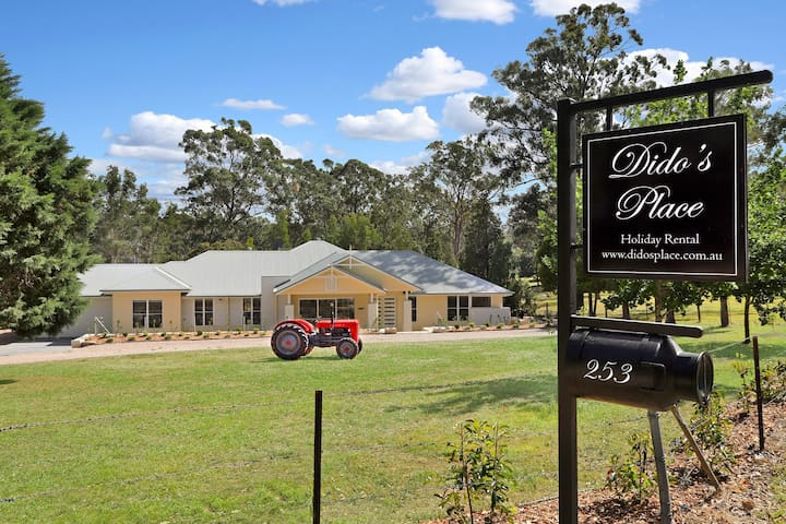 A New Exclusive Holiday House in East Kurrajong