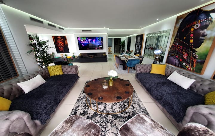 Luxury 3 Suites Confort Absolu (Guéliz CityCenter)