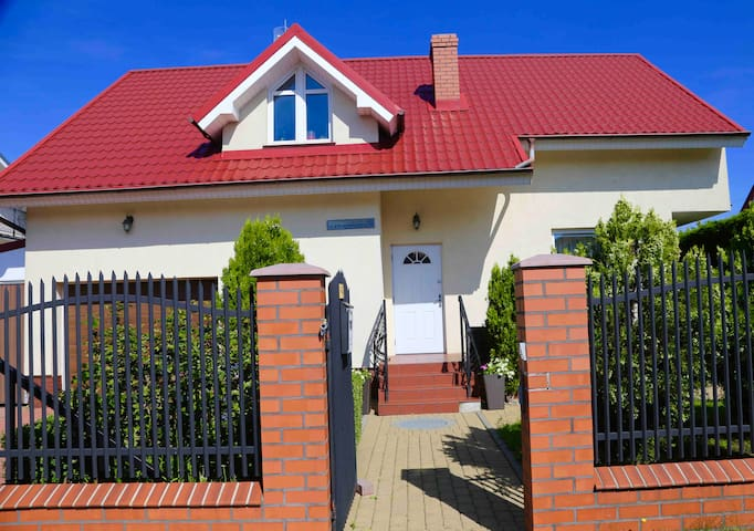 Perfect House in Gdynia, near to Gdańsk