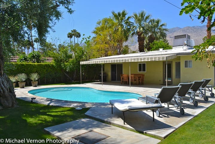 Deepwell Home Near Downtown Palm Springs - Palm Springs - Maison