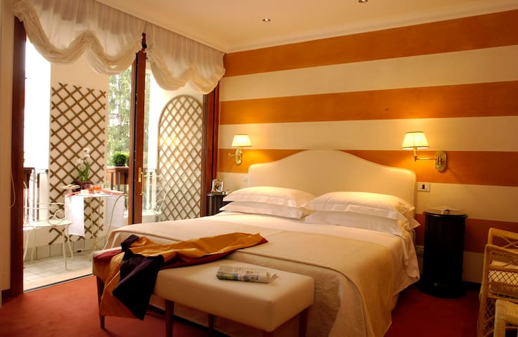 Design Hotel lungo la Strada del Prosecco - Follina - Boutique-Hotel