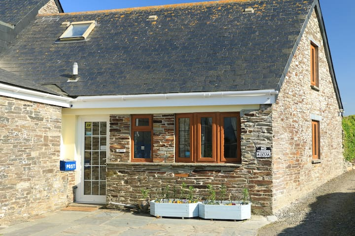 Beaver Cottages - The Smithy, close to Tintagel - Tregatta - Dům
