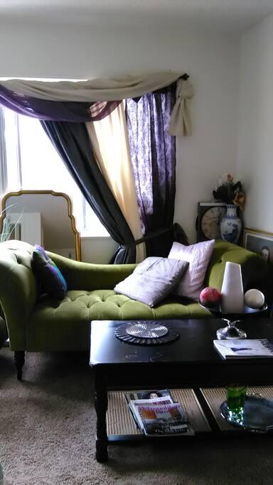 Living area combination