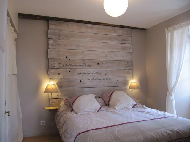 Appartement agréable à Monpazier en Perigord - Monpazier - Apartamento