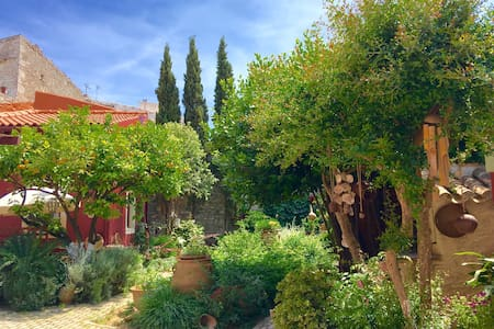 "Romantic Minoan Villa ""FILOXENIA"" - เฮราคลิออน - บ้าน"