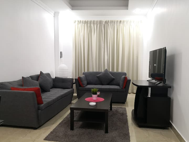 2 Bedroom furnished apartment in Salmiya