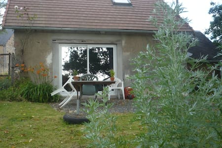 le fournil (gîte accueil paysans) - Millay - Casa nella roccia