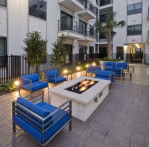 Resort style Luxury loft