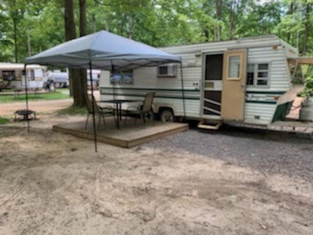 Cozzy  Camping Trailer 3