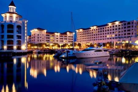 Penang Marineland Suites 2 槟城海湾民宿2 - Tanjung Tokong - サービスアパートメント