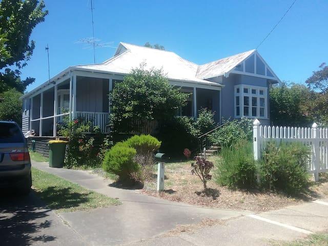 Orchard Cottage, Alexandra - Alexandra - Rumah